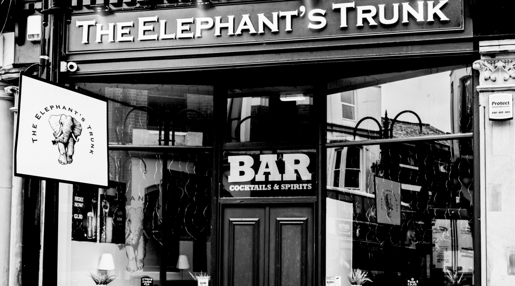 The Elephants Trunk : Bury Town Centre : Silver Street