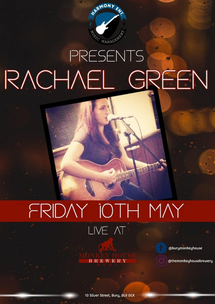 RachaelGreen_MonkeyHouse_11May2019